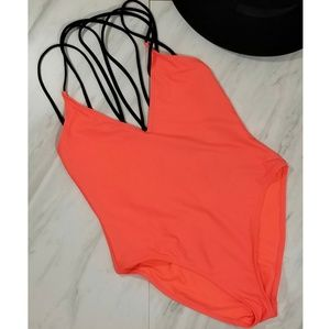Topshop One Piece Swimsuit